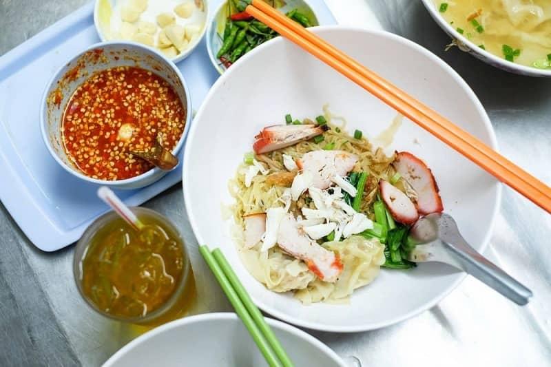 SabX2 Wantan Noodles