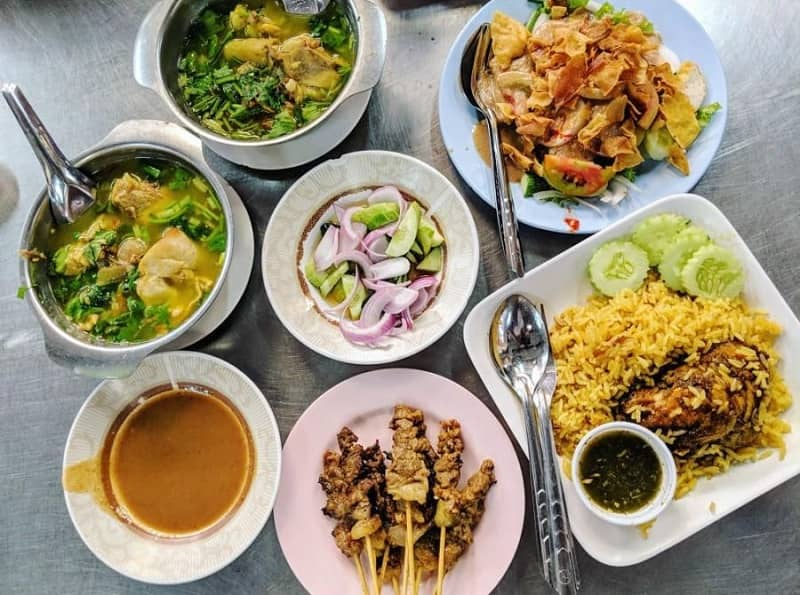 Saneeya Thai Muslim Food