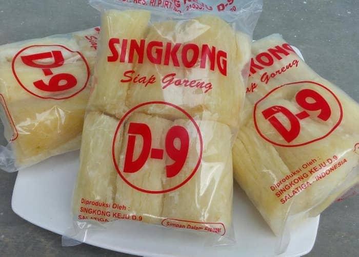 Singkong Keju D-9