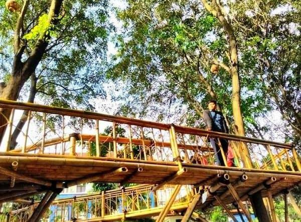 Taman di Tangerang untuk bersantai