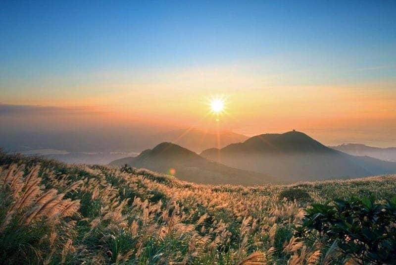 Taman Nasional Yangmingshan