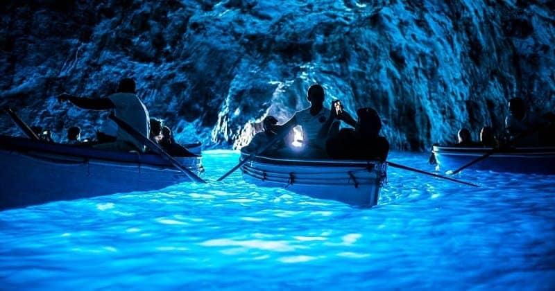 Blue Grotto Italia
