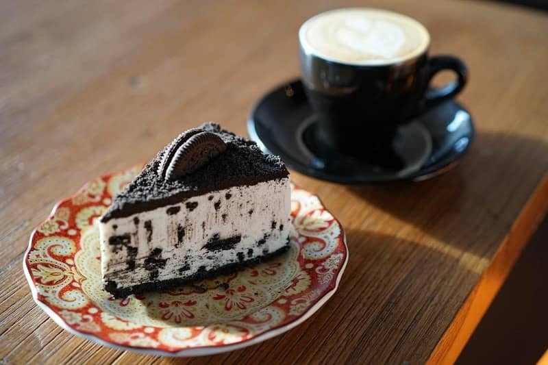 Nearest cafe