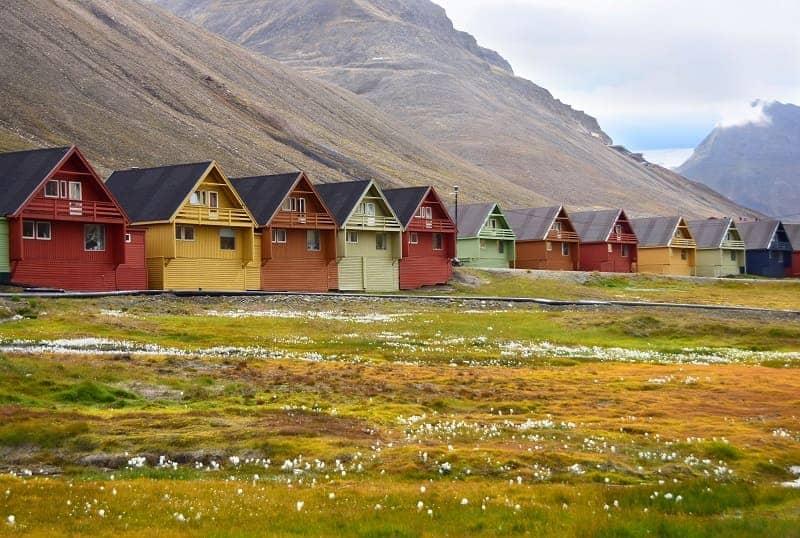 Longyearbyen Norwegia