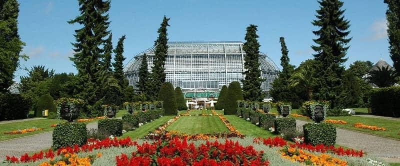Botanischer Garten und Botanisches Museum Jerman