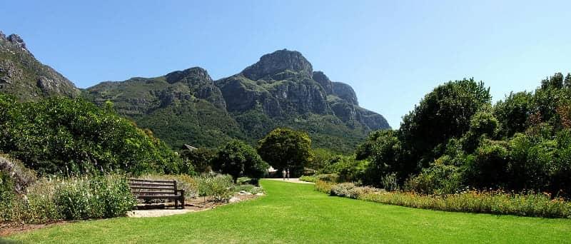 Kristenbosch Botanical Gardens Afrika Selatan