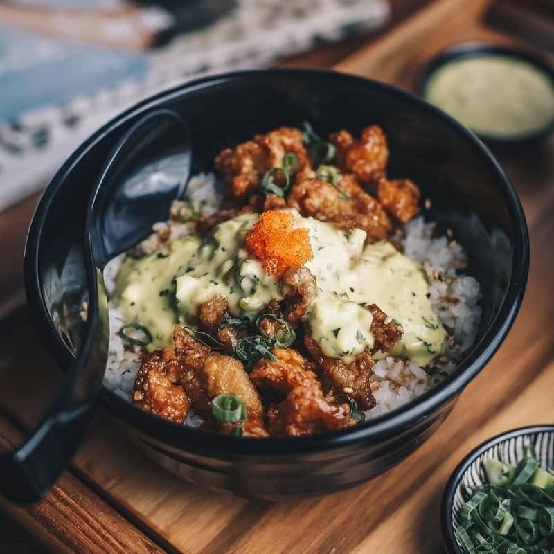 Rice Bowl Enak di Jakarta