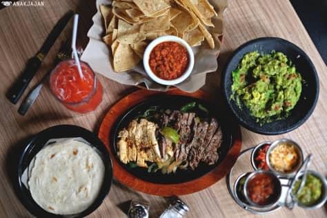 Chili's Grill & Bar Restoran Mexico di Jakarta