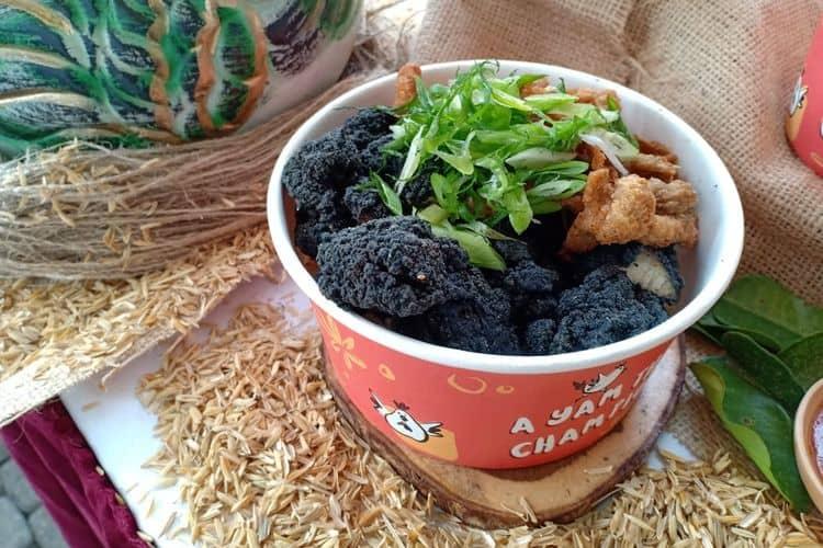 Rice Bowl terenak di Jakarta