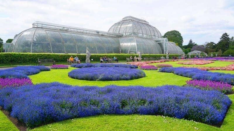 Royal Botanic Garden Inggris