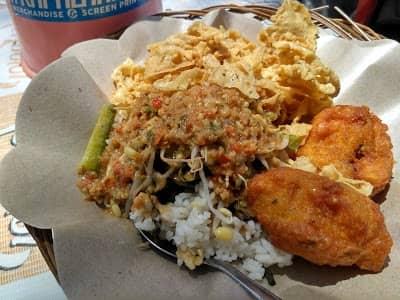 rekomendasi Pecel Enak di Malang