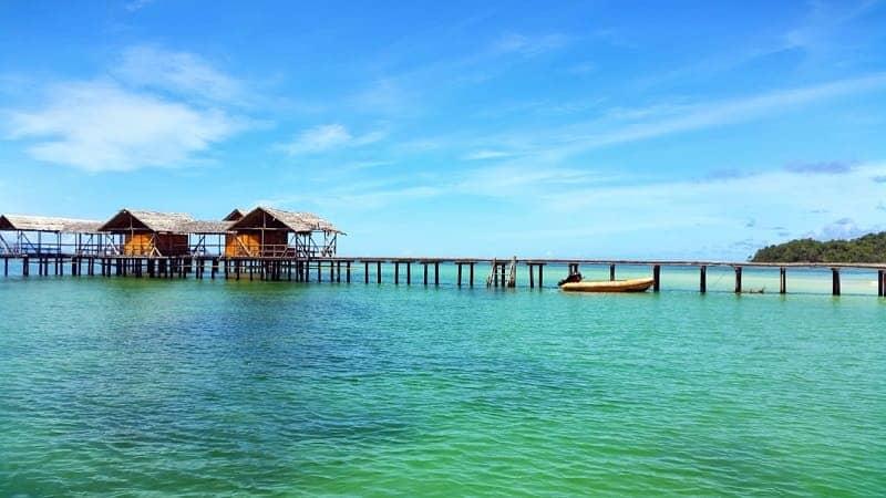Pulau Saronde