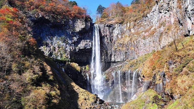 Air Terjun terindah di Jepang