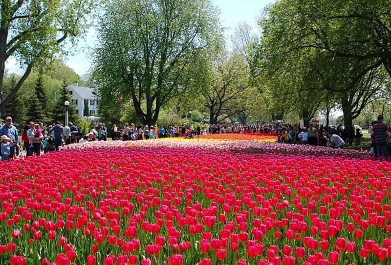 taman terindah di Dunia