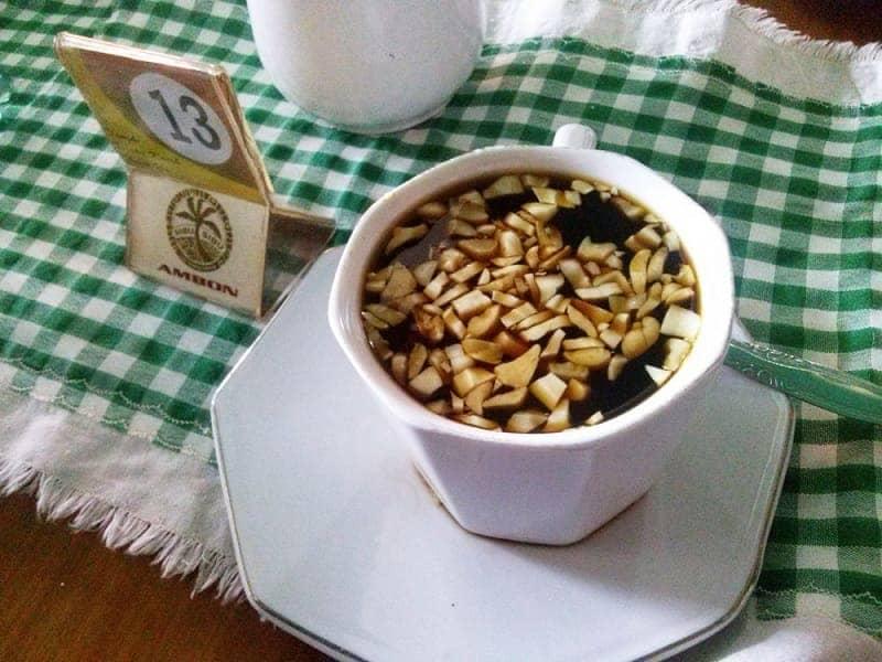 Moluccan specialty drink