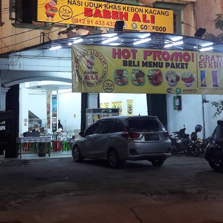 Recommendations for delicious Nasi Uduk in Tangerang
