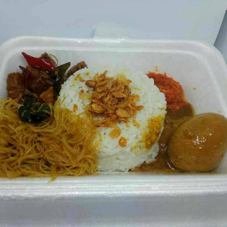 The most delicious Nasi Uduk in Tangerang