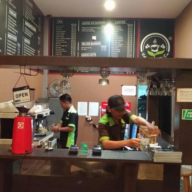Cafe hangout in Cirebon