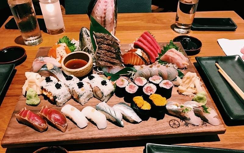 sushi bar jekarta