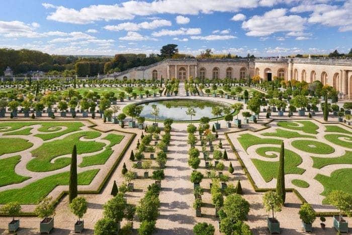 taman paling indah di dunia
