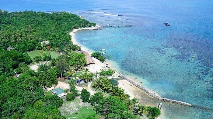 Pantai Tanjung Lesung
