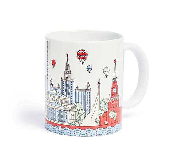 Mug The Constructivist Moscow