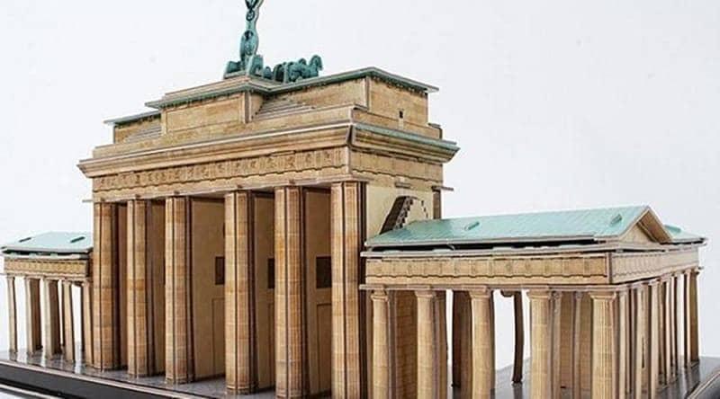 3D Puzzle Brandenburger Tor