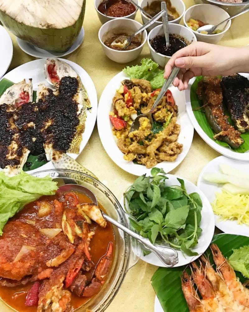 New Losari Seafood Restaurant