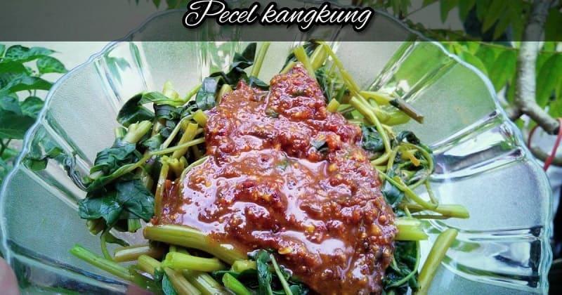 Kangkung Pecel