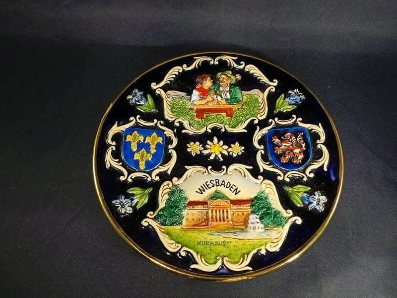 Piring Keramik Jerman
