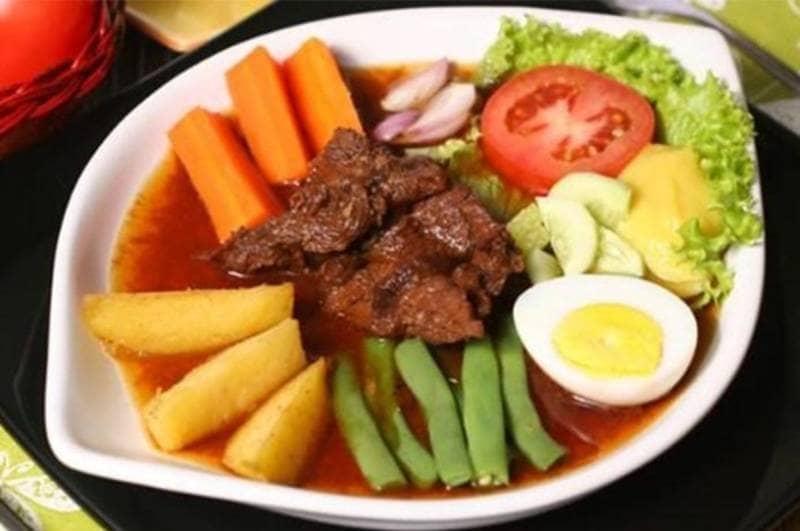Javanese Steak