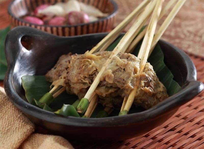Yogyakarta Palace Food