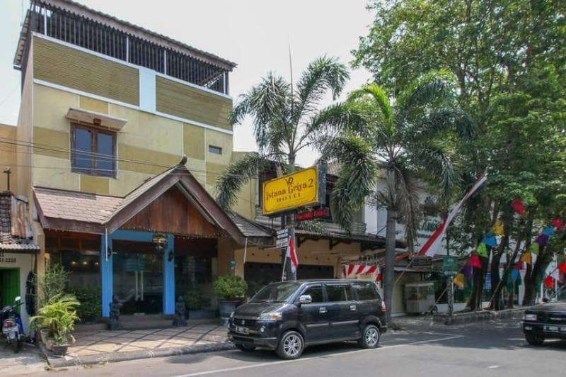 Hotel di Solo dekat stasiun
