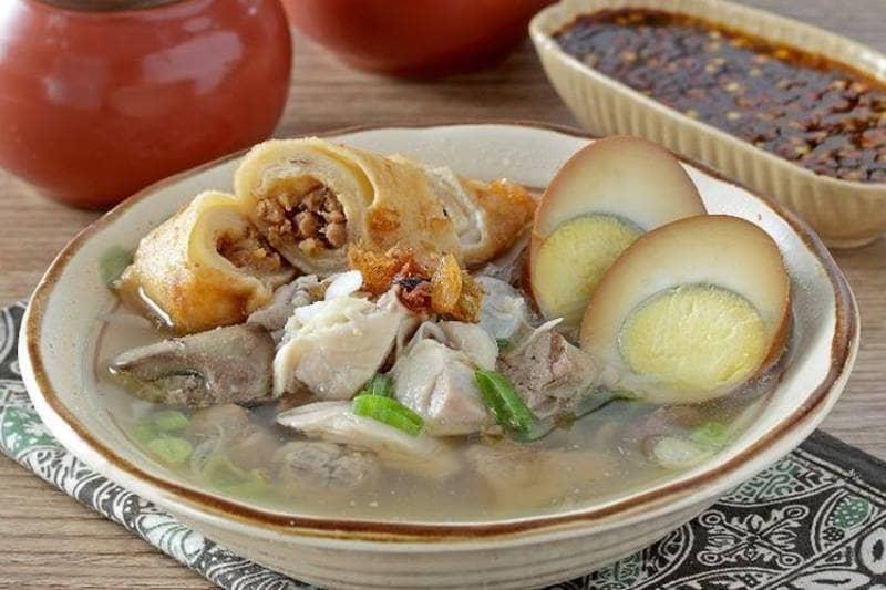 Timlo Soup