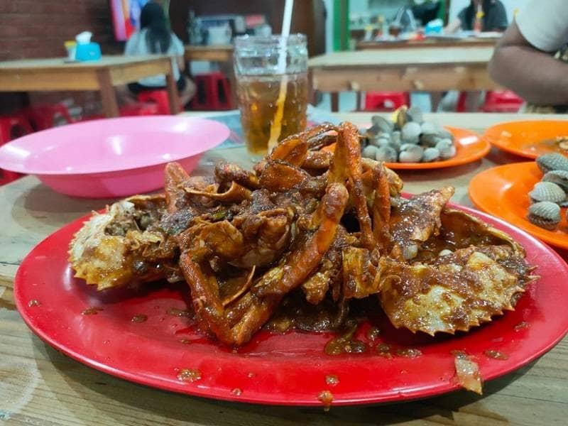 Santana Seafood 99