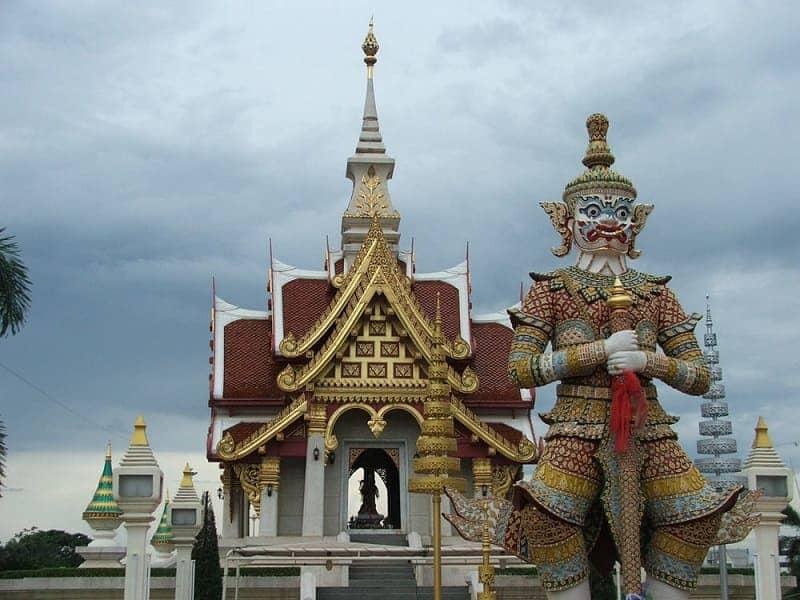 Vientiane City Pillar Shrine