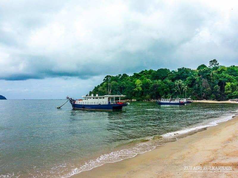 Pantai Terkenal di Penang