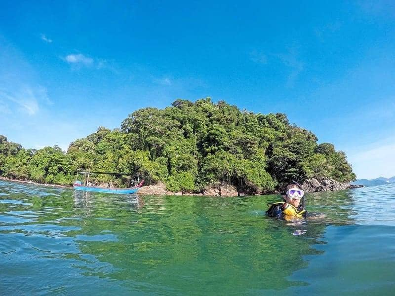 Pulau Kendi