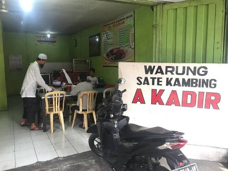Delicious Satay in Malang
